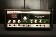 Roland Re-150 70and039s Vintage Space Echo Tape Delay - Serviced - 100v