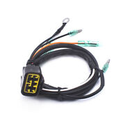 Cdi Wire Harness Assy Wiring Fit Yamaha 40hp Outboard Engine 6f5-82590-02 / -01
