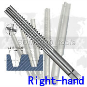 1pc Acme 13/8-4 Right-hand High Quality Trapezoidal Hss Thread Tap 1in3/8-4