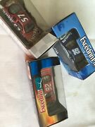 3 Diecast Collectible Cars Excedrin 2000 And 2002 Racing Champions Hot Wheel
