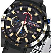 Brand New Casio Edifice Efr-540rbp-1 Red Bull Racing Mens Limited Genuine