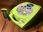 Zoll Aed Plus 2 Training Unit With Remote And New Battery And Free Shipping