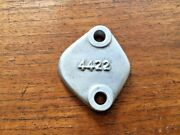New Old Stock Fuel Pump Pad Cover Continental C85 C90 O200 Pn 21059