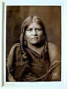20 Off Arizona Photogravure Edward S. Curtis And039a Hopi Womanand039 15.5 X 11 Pl 411