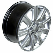 Hyper Silver 22 Wheel - Compatible With Land Rover - Stormer Style Rim - 22x10