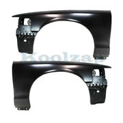 Capa 03-11 Grand Marquis Front Fender Quarter Panel Primed Left And Right Set Pair