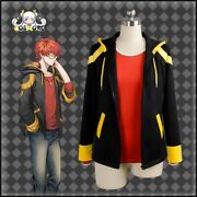 Mystic Messenger 707 Extreme Saeyoung/luciel Choi Outfit Cosplay Costume