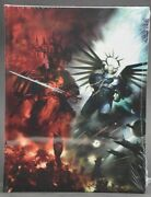 Warhammer 40k 9th Edition Rulebook Hardcover Limited Indomitus Edition New