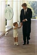 A Little Piece Of Camelot John F. Kennedy Jr. Religious Medal Received As Baby