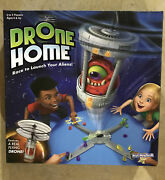 Drone Home Game Playmonster With Real Flying Drone Race To Launch Your Aliens