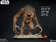 Sideshow Collectibles Star Wars Rotj Rancor Deluxe Statue