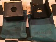 Nos Ford 1963 64 65 66 B700-b750/f700-f750 Truck Rad To Grille Pads Pair Disc.