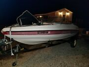 1995 Caravelle 1750 Complete Glass Boat Windshield