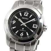 Free Shipping Pre-owned Seiko Brightz Limited Model Sagn001 4s15-00a0