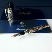 Montegrappa Uefa Champions League Best Of The Best Limited Edition Stylo Plume