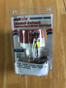 Rule 47dr 1100 Gph Livewell-baitwell Replacement Motor Cartridge 12 Volt Ranger