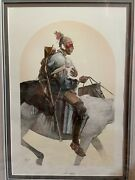 Lee Teter Captive Hearts Hand-colored, Signed, Numbered 8/200