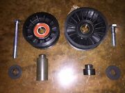 99-14 Chevy Vortec 5.3 6.0 Tensioner Kit And Idlers For Supercharger Bracket