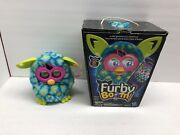 Furby Boom In Box Blue Green. Tested And Working