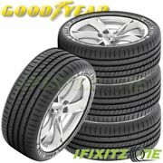 4 Goodyear Eagle F1 Asymmetric 2 Rof Rft High Performance 245/40r20 Xl 99y Tire