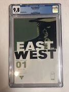 East Of West 2013 1 Cgc 9.8 Wp   First Issue