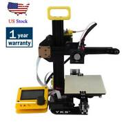 Cr-7 Aluminium Profile Extrusion Mini 3d Printer Lcd Screen And Memory Card 1m
