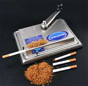 Rolling Machine For Cigarette Metal Tobacco Gadgets Injector Cigarettes