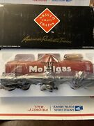 Aristocraft G Scale Model Trains Single Dome / Chemical Tank Car Open Box