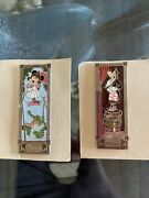 Set Of 2 Disney Haunted Mansion Stretching Room Pins