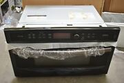 Ge Profile Psb9120blts 30 Black Stainless Single Electric Wall Oven Nob 109490