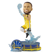 Stephen Curry Golden State Warriors Special Edition Bobblehead Nba Steph Splash