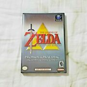 Legend Of Zelda Collectorand039s Edition Nintendo Gamecube 2003 Complete And Tested