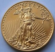 2011 United States American Gold Eagle One Ounce Fine Gold 50 Dollar Coin
