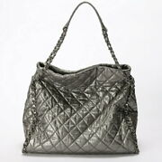 Around Chain Bag Shoulder Razor Silver Treasure Spot Secondhand _2922