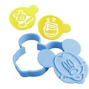 Job Lot 3000 Mickey Mouse Cookie Cutters Winnie The Pooh Cupcake Stencils Din