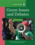 Green Issues And Debates An A-to-z Guide The Sage Reference Series On Green So