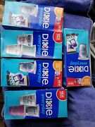 5 Oz Dixie Cups 100ct Lot Of 5 Boxes