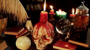 Powerful Enemy Protection Spell Cast 100 Authentic Santa Muerte Candle Magick