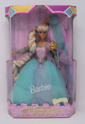 1994 Rapunzel Barbie - 1st Edition - Children's Collector Series - Mint And Nrfb