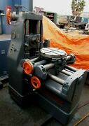 Autometric Machine Tool Co Jig Borer_as-pictured_rare_first Come First Serve
