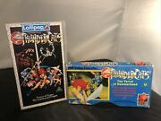 Thundercats The Terror Of Hammerhand And Tower Of Traps Vhs X2