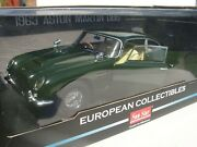 Sun Star Diecast 1963 Aston Martin Db5 Green 1.24 Scale New Old Stock Boxed
