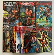 Vampi 1 To 25 Complete Series + Preview Edition Anarchy 2000 Hi Grade