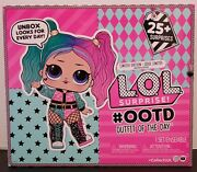 Lol Surprise Ootd Outfit Of The Day With Limited Edition Doll 25+ Surprises