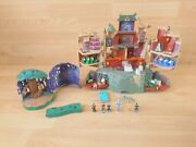 World Of Hogwarts Castle Mattel Electronic Playset Figures Whomping Willow