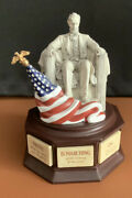 """""""truth Is Marching On"""" Heirloom Tribute Music Box Collection By Ardleigh Elliott"""