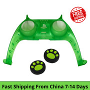 Gamepad Cover For Ps5 Controller Decorative Strip Replacement Shell For Ps 5
