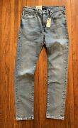 Leviandrsquos Made And Crafted 510 Skinny Jeans Inside Out About Face 31x32 Nwt Rt168