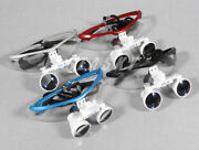 Dental Surgical Optical Glasses Head Loupes 3.5x-r Binocular For Surgery