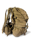 Usmc Filbe Field Pack Complete   Coyote Rucksack